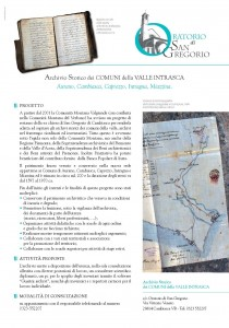 ArchivioStoricoComuniValleIntrasca
