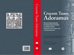 Crucem Tuam Adoramus, prima e quarta di copertina